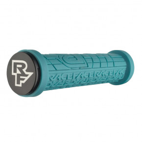 Przejść do produktu Chwyty Race Face Grippler 33mm Lock On turquoise 2020