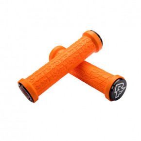 Go to the product Grips Race Face Grippler 33mm Lock On orange 2020