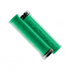 Go to the product Grips Race Face Half Nelson Single Lock On green 2020