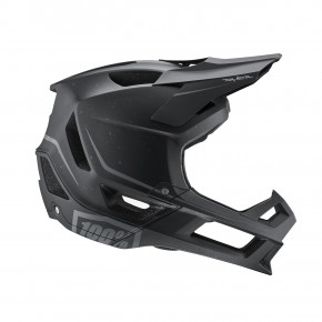 Go to the product Helmet 100% Trajecta essential black 2020