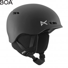 Go to the product Helmet Anon Burner black 2016/2017