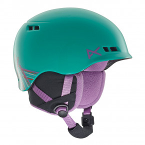 Go to the product Helmet Anon Burner flutter teal 2018/2019
