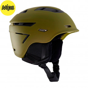 Go to the product Helmet Anon Echo Mips olive 2019/2020