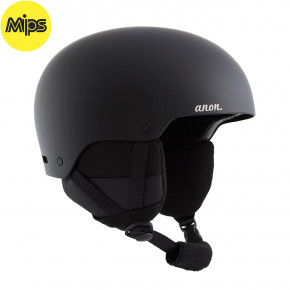 Go to the product Helmet Anon Greta 3 Mips black 2020/2021