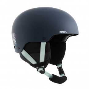 Go to the product Helmet Anon Greta 3 noom blue 2020/2021