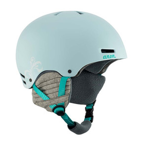 Go to the product Helmet Anon Greta empress teal 2017/2018