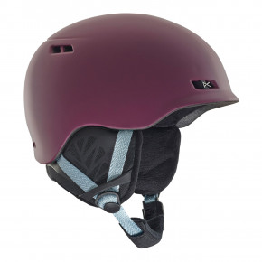 Go to the product Helmet Anon Griffon purple 2018/2019
