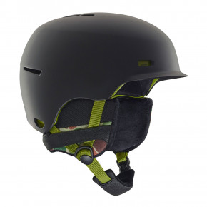 Go to the product Helmet Anon Highwire black camo 2018/2019