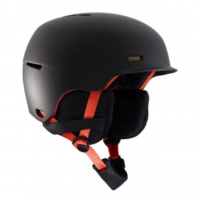 Go to the product Helmet Anon Highwire black pop 2019/2020