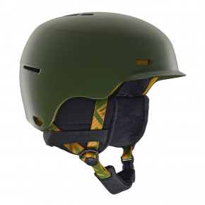 Go to the product Helmet Anon Highwire green 2018/2019