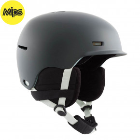 Go to the product Helmet Anon Highwire Mips iron 2020/2021