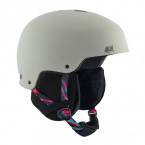 Go to the product Helmet Anon Lynx disco tiger grey 2017/2018