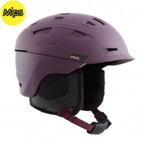 Go to the product Helmet Anon Nova Mips purple 2020/2021