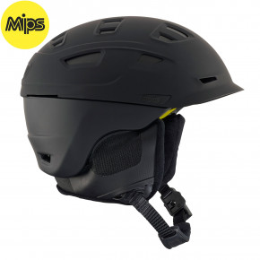 Go to the product Helmet Anon Prime Mips blackout 2018/2019