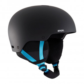Go to the product Helmet Anon Raider 3 black pop 2019/2020