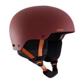 Go to the product Helmet Anon Raider 3 doa red 2019/2020