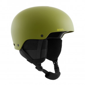 Go to the product Helmet Anon Raider 3 green 2020/2021