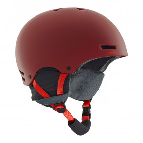 Go to the product Helmet Anon Raider red 2018/2019