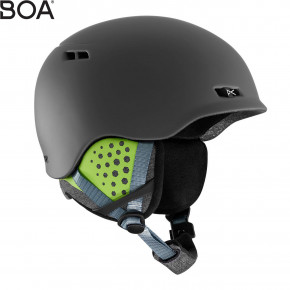 Go to the product Helmet Anon Rodan grey pop 2019/2020