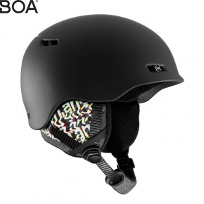 Go to the product Helmet Anon Rodan trip black 2019/2020