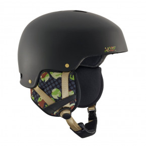 Go to the product Helmet Anon Striker circle camo black 2017/2018