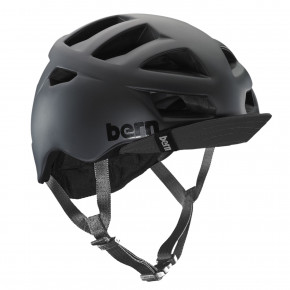 Go to the product Helmet Bern Allston matte black 2018