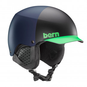 Go to the product Helmet Bern Baker matte blue hatstyle 2018/2019