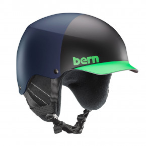 Go to the product Helmet Bern Baker matte blue hatstyle 2019/2020