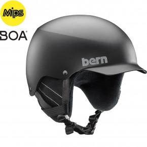 Go to the product Helmet Bern Baker Mips matte black 2019/2020