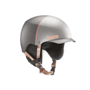 Go to the product Helmet Bern Baker satin silver 2020/2021