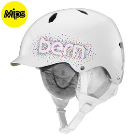 Go to the product Helmet Bern Bandita Jr MIPS gloss white confetti 2017/2018
