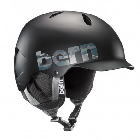 Go to the product Helmet Bern Bandito matte black camo logo 2020/2021