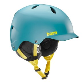 Go to the product Helmet Bern Bandito Jr matte muted teal 2017/2018