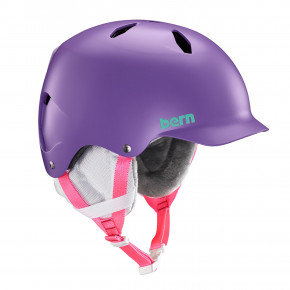Go to the product Helmet Bern Bandito satin purple 2018/2019