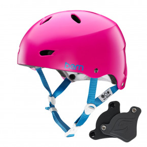 Go to the product Helmet Bern Brighton H2O Wep satin magenta 2018