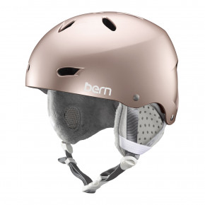 Go to the product Helmet Bern Brighton satin rose gold 2017/2018