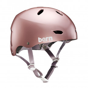 Go to the product Helmet Bern Brighton satin rose gold 2019