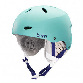 Go to the product Helmet Bern Brighton satin seafoam 2017/2018
