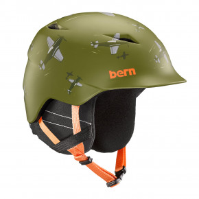 Go to the product Helmet Bern Camino matte green dogfight 2020/2021