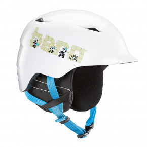 Go to the product Helmet Bern Camino satin white panda logo 2020/2021