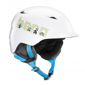 Go to the product Helmet Bern Camino satin white panda logo 2018/2019