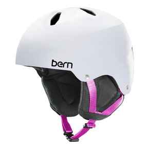 Go to the product Helmet Bern Team Diabla Jr satin white 2017/2018