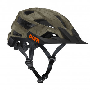 Go to the product Helmet Bern Fl-1 Xc matte earth topo 2019
