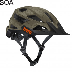 Go to the product Helmet Bern FL-1 XC matte earth topo 2020