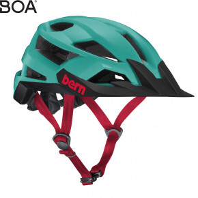 Go to the product Helmet Bern FL-1 XC matte turquoise 2020