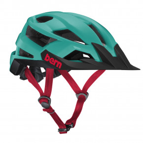 Go to the product Helmet Bern Fl-1 Xc matte turquoise 2019