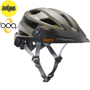 Go to the product Helmet Bern Fl-1 Xc Mips matte earth topo 2017