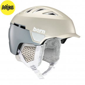 Go to the product Helmet Bern Heist Brim Mips satin delphin grey 2019/2020