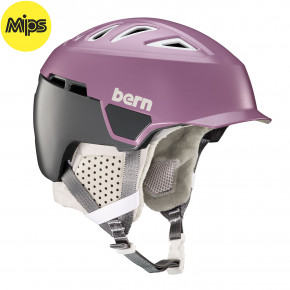 Go to the product Helmet Bern Heist Brim Mips satin lilac 2020/2021