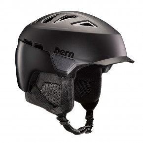 Go to the product Helmet Bern Heist Brim satin black 2018/2019